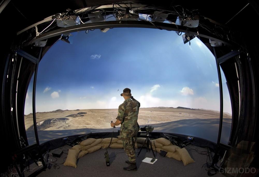 Virtual military training and international humanitarian law