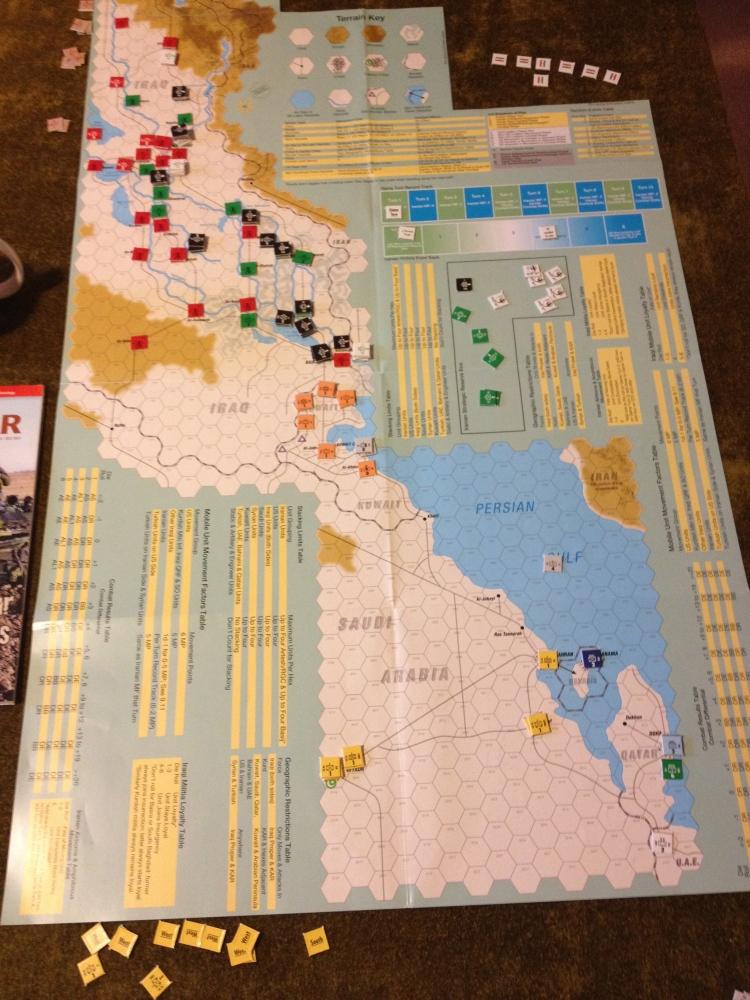 Review: Oil War—Iran Strikes (3/4)