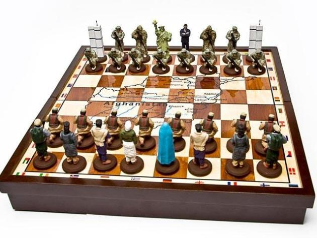 Taliban Chess
