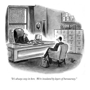 frank-cotham-it-s-always-cozy-in-here-we-re-insulated-by-layers-of-bureaucracy-new-yorker-cartoon