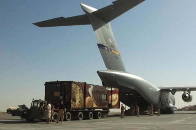 TIM HORTONS INC. - Tim Hortons' Kandahar deployment ends