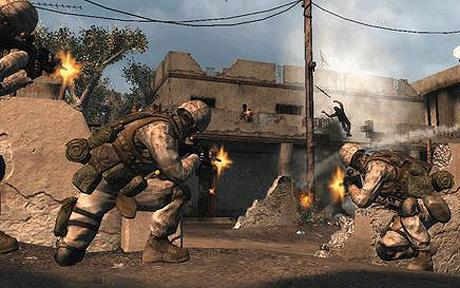 GAME: six days in fallujah