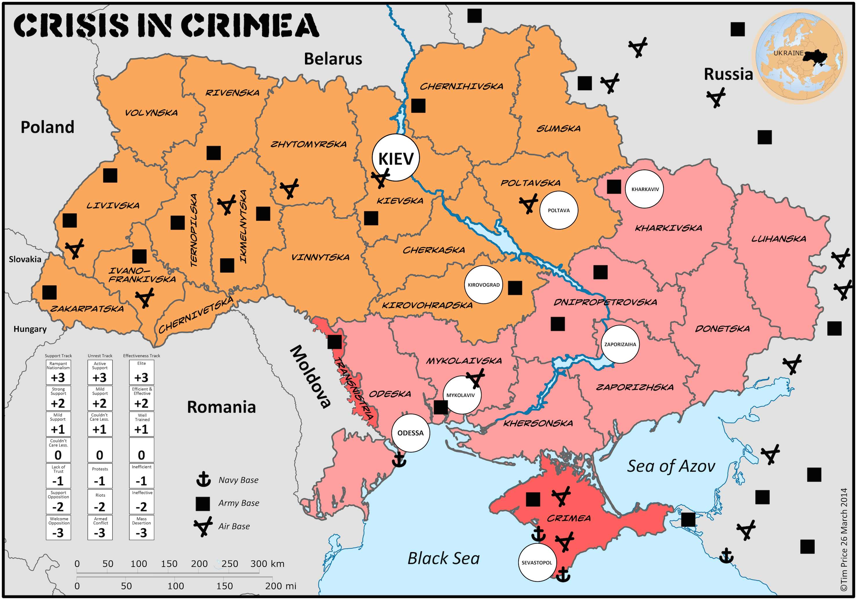 Review matrix games for modern wargaming paxsims map for crisis in crimea publicscrutiny Images