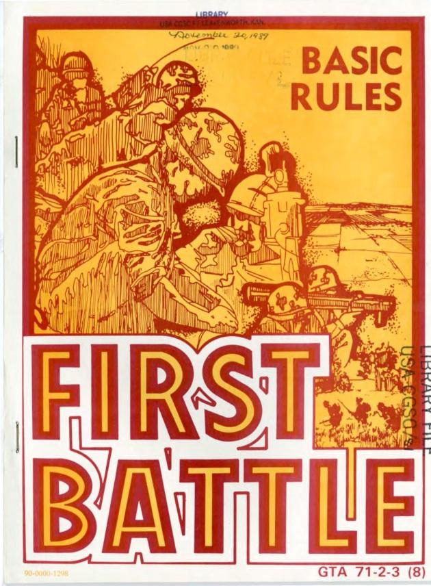 FirstBattle