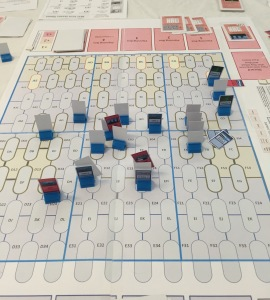 Blue reaches the LZ, only to be crushed by waves of Red strike aircraft.
