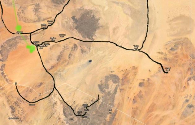 Libya Map South
