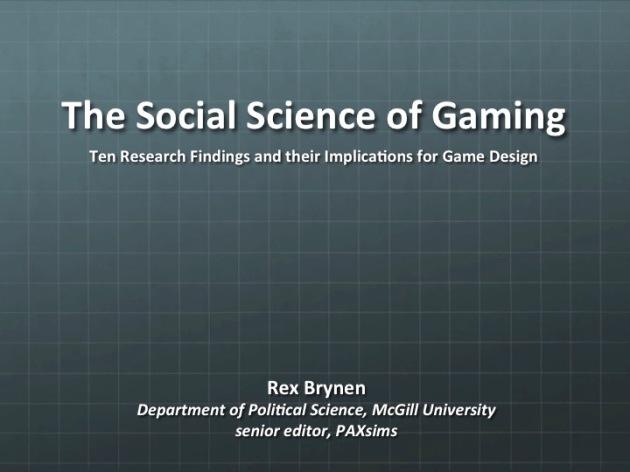 socialsciencegaming