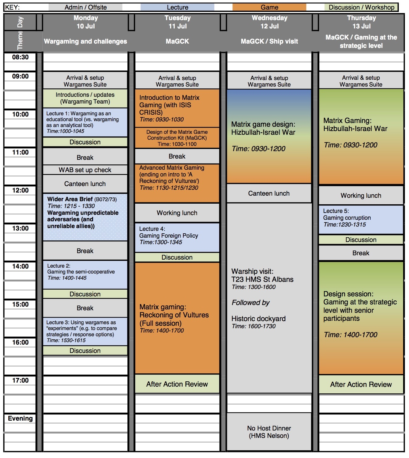 20170728_PAXsims Agenda