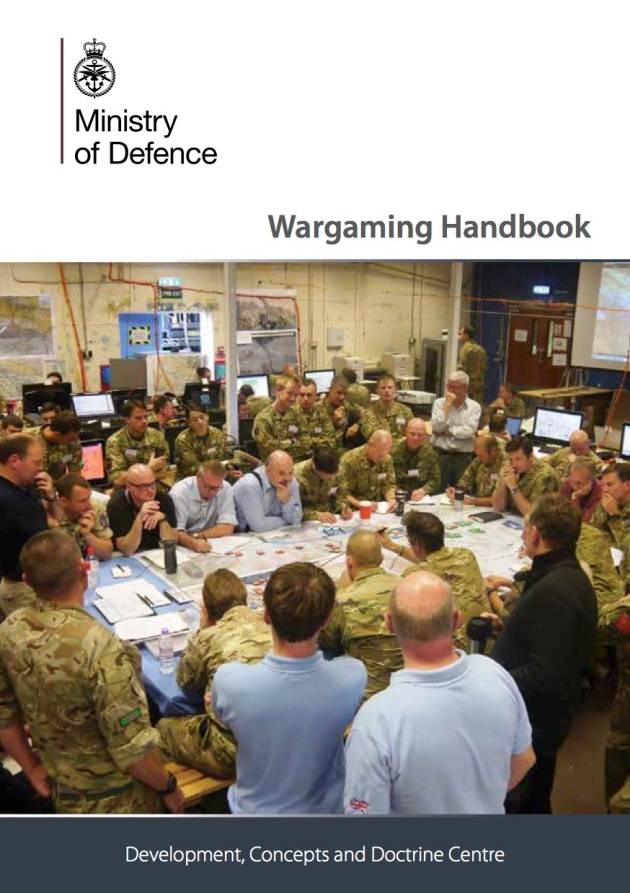 DCDC_Doctrine_UK_Wargaming