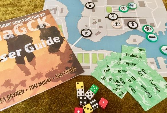 Adjudication In Matrix Games Paxsims