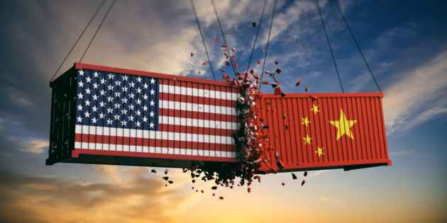 USA-and-China-trade-war.-US-of-America-and-chinese-flags-crashed-containers-on-sky-at-sunset-background.-3d-illustration-Illustration.jpg