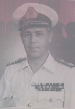 Vice Admiral Syed Mohammad Ahsan